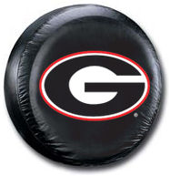 Georgia Bulldogs Tire Cover <B>BLOWOUT SALE</B>