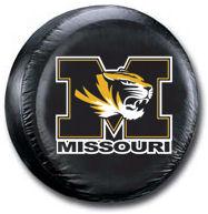 Missouri Tigers Tire Cover <B>BLOWOUT SALE</B>
