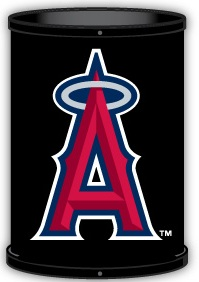 Anaheim Angels Trashcan