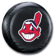 Cleveland Indians Tire Cover