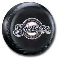 Milwaukee Brewers Tire Cover
