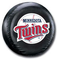 Minnesota Twins Tire Cover