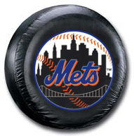 New York Mets Tire Cover