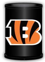 Cincinnati Bengals Trashcan