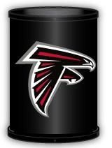 Atlanta Falcons Trashcan
