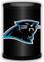 Carolina Panthers Trashcan