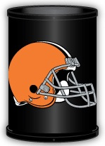 Cleveland Browns Trashcan