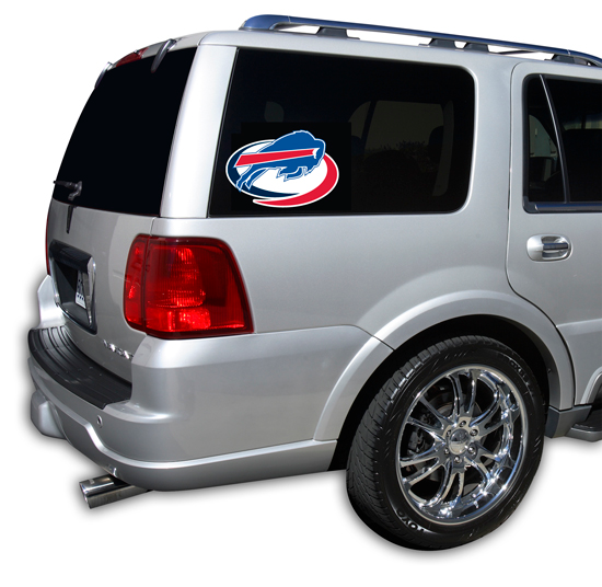 Buffalo Bills Window Decal
