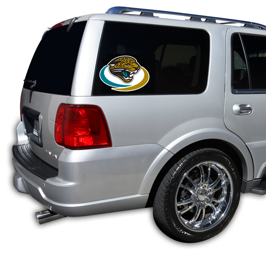 Jacksonville Jaguars Window Decal