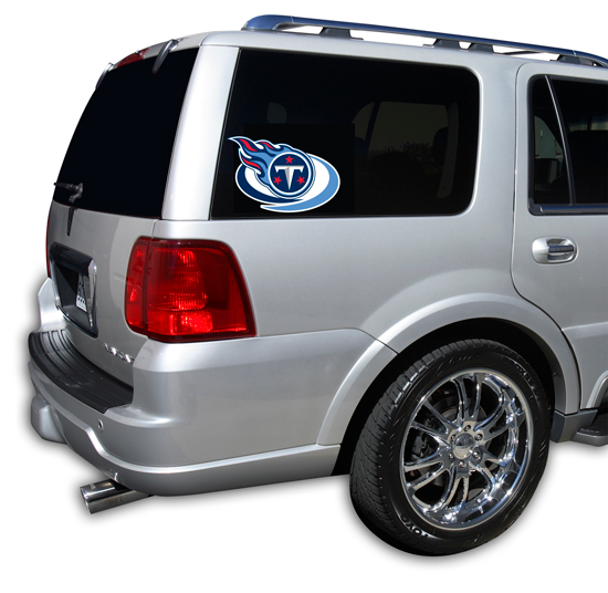 Tennessee Titans Window Decal