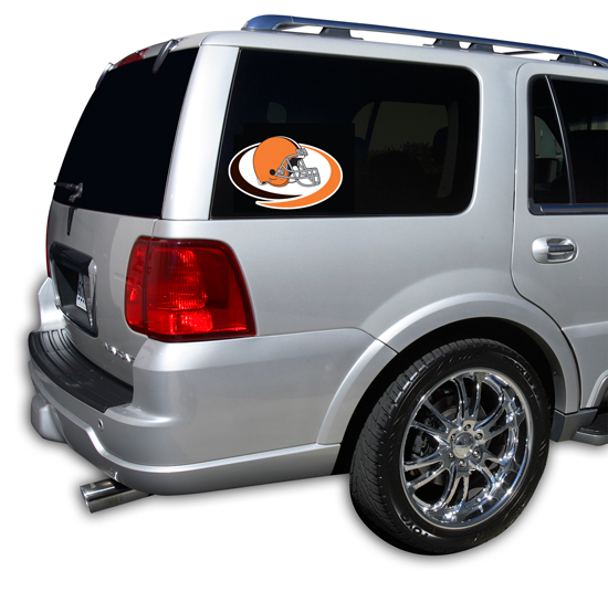 Cleveland Browns Window Decal