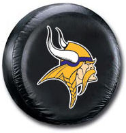 Minnesota Vikings Tire Cover