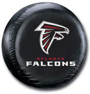 Atlanta Falcons Tire Cover