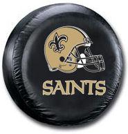 New Orleans Saints Tire Cover <B>BLOWOUT SALE</B>