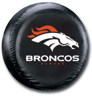 Denver Broncos Tire Cover