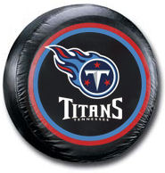 Tennessee Titans Tire Cover <B>BLOWOUT SALE</B>
