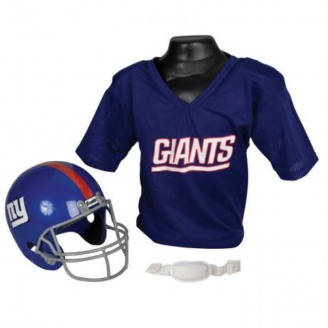 New York Giants NFL Youth Uniform Set Halloween Costume