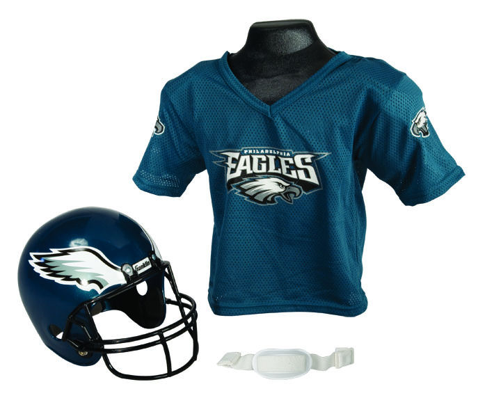 Philadelphia Eagles NFL Youth Uniform Set Halloween Costume