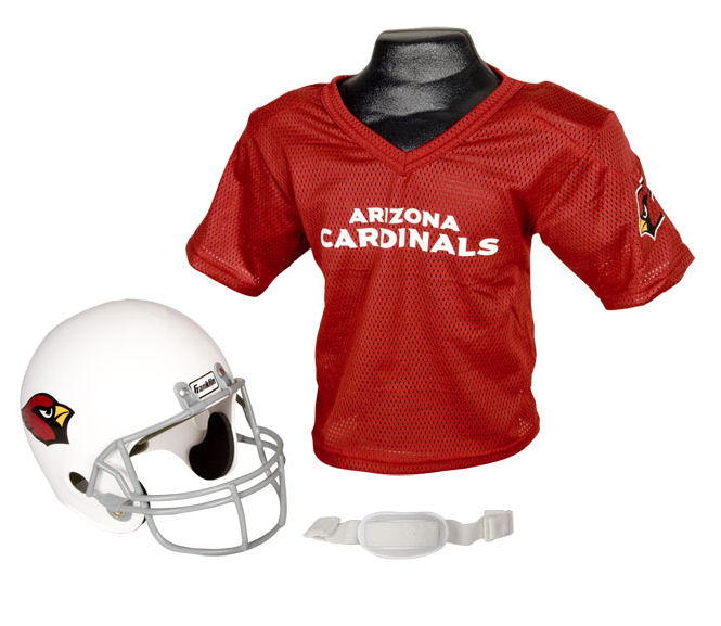 Arizona Cardinals NFL Youth Uniform Set Halloween Costume