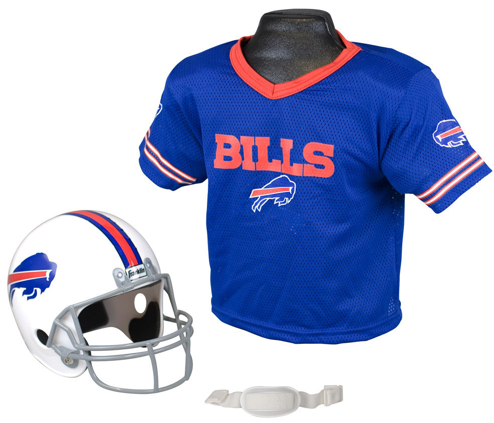 Buffalo Bills NFL Youth Uniform Set Halloween Costume
