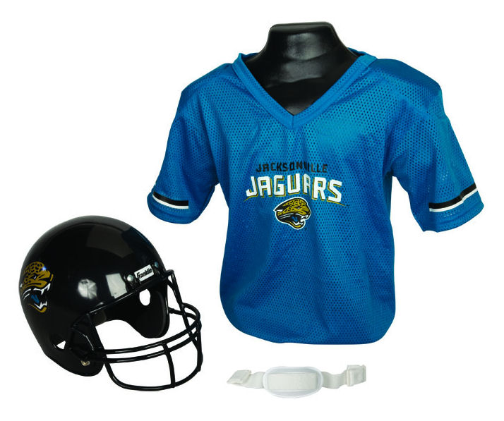 Jacksonville Jaguars NFL Youth Uniform Set Halloween Costume
