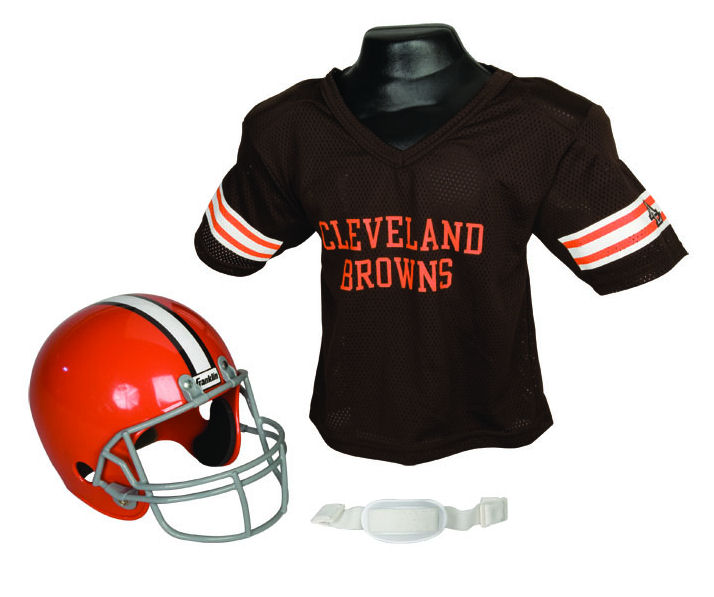 Cleveland Browns NFL Youth Uniform Set Halloween Costume