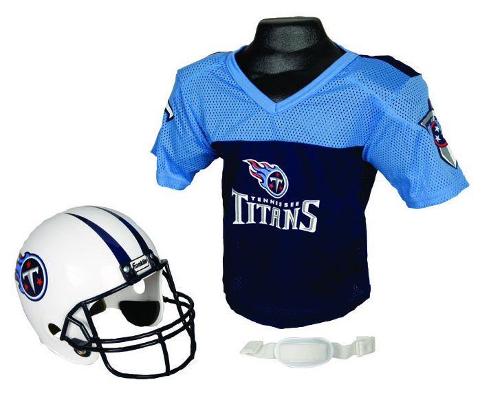 Tennessee Titans NFL Youth Uniform Set Halloween Costume