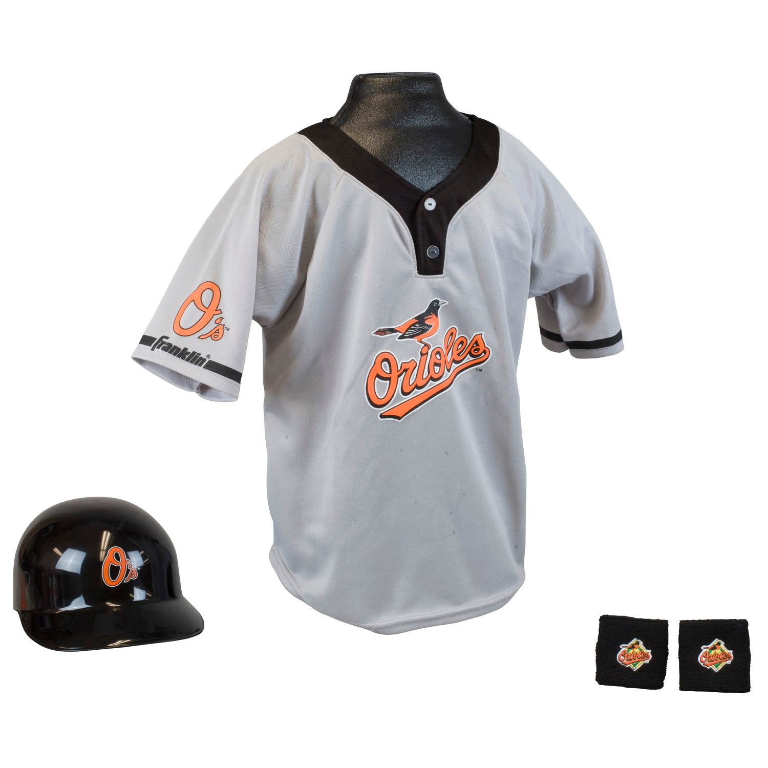Baltimore Orioles MLB Youth Uniform Set Halloween Costume