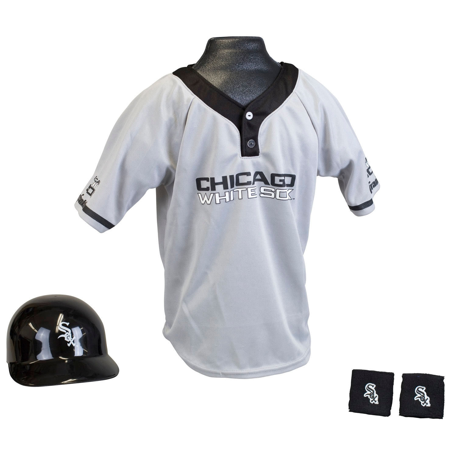 Chicago White Sox MLB Youth Uniform Set Halloween Costume