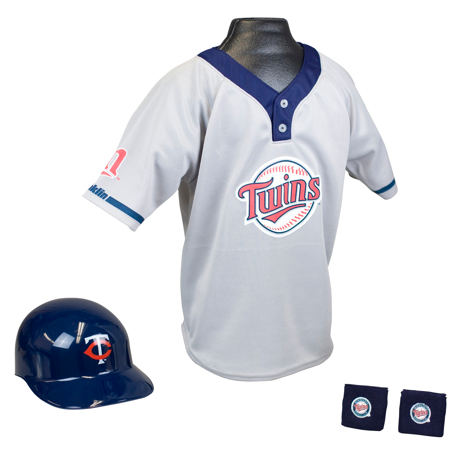 Minnesota Twins MLB Youth Uniform Set Halloween Costume