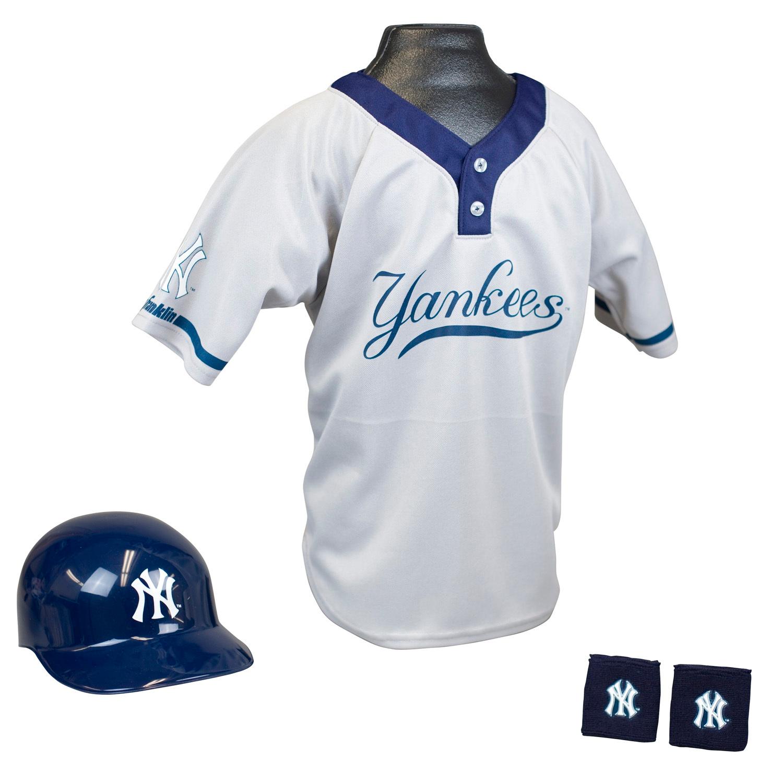 New York Yankees MLB Youth Uniform Set Halloween Costume
