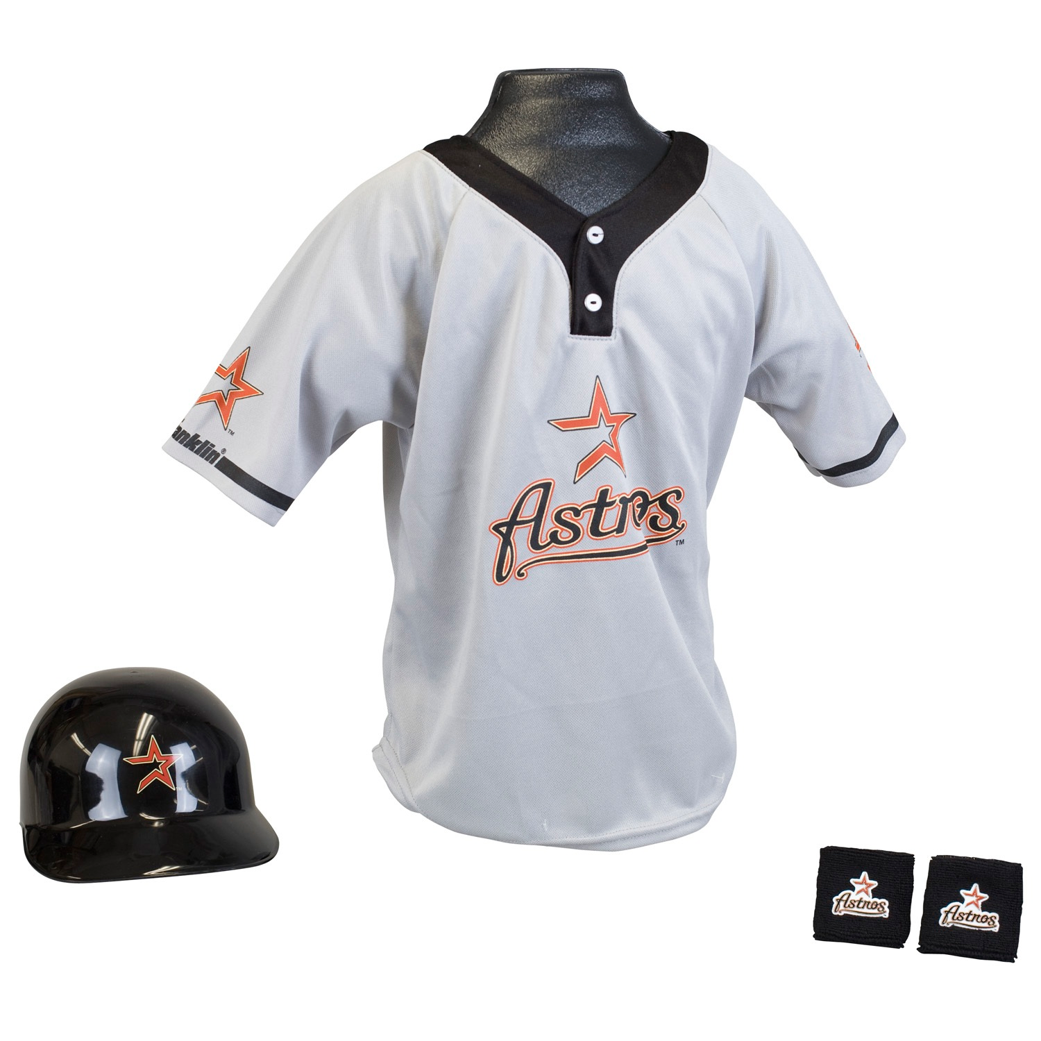 Houston Astros MLB Youth Uniform Set Halloween Costume