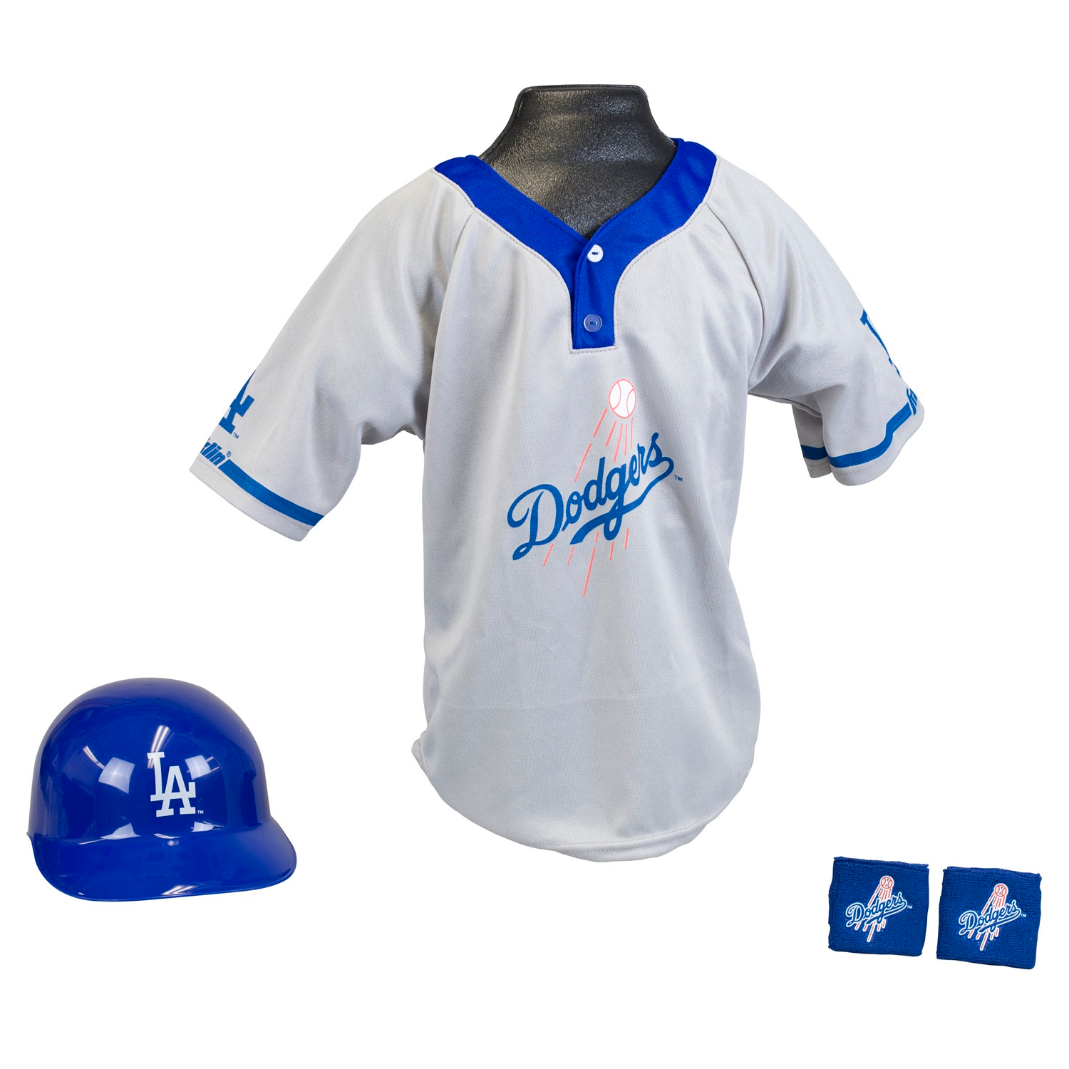 Los Angeles Dodgers MLB Youth Uniform Set Halloween Costume