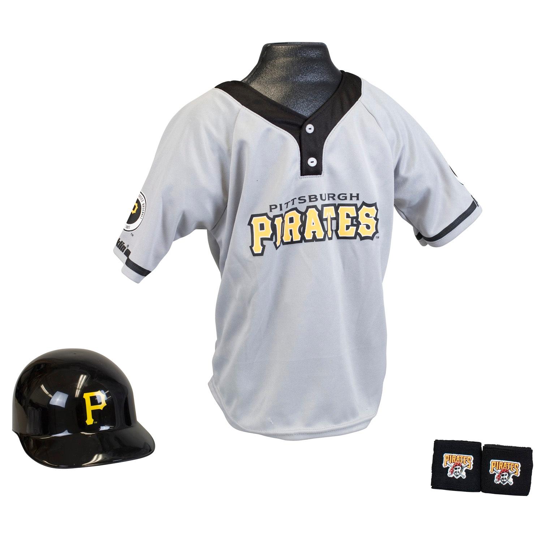 Pittsburgh Pirates MLB Youth Uniform Set Halloween Costume