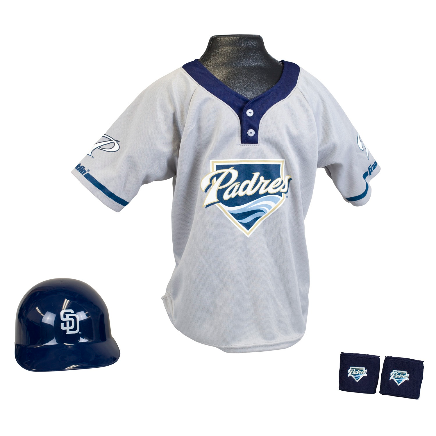 San Diego Padres MLB Youth Uniform Set Halloween Costume