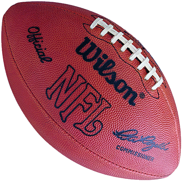 Wilson NFL Football Rozelle 1960 to 1989 F1006