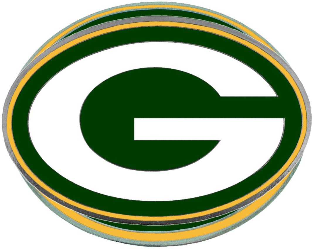 Green Bay Packers Hitch Cover