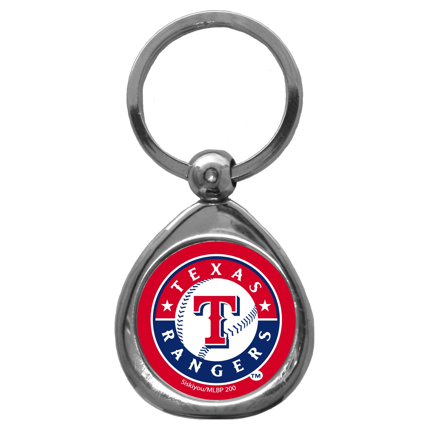 Texas Rangers Key Ring