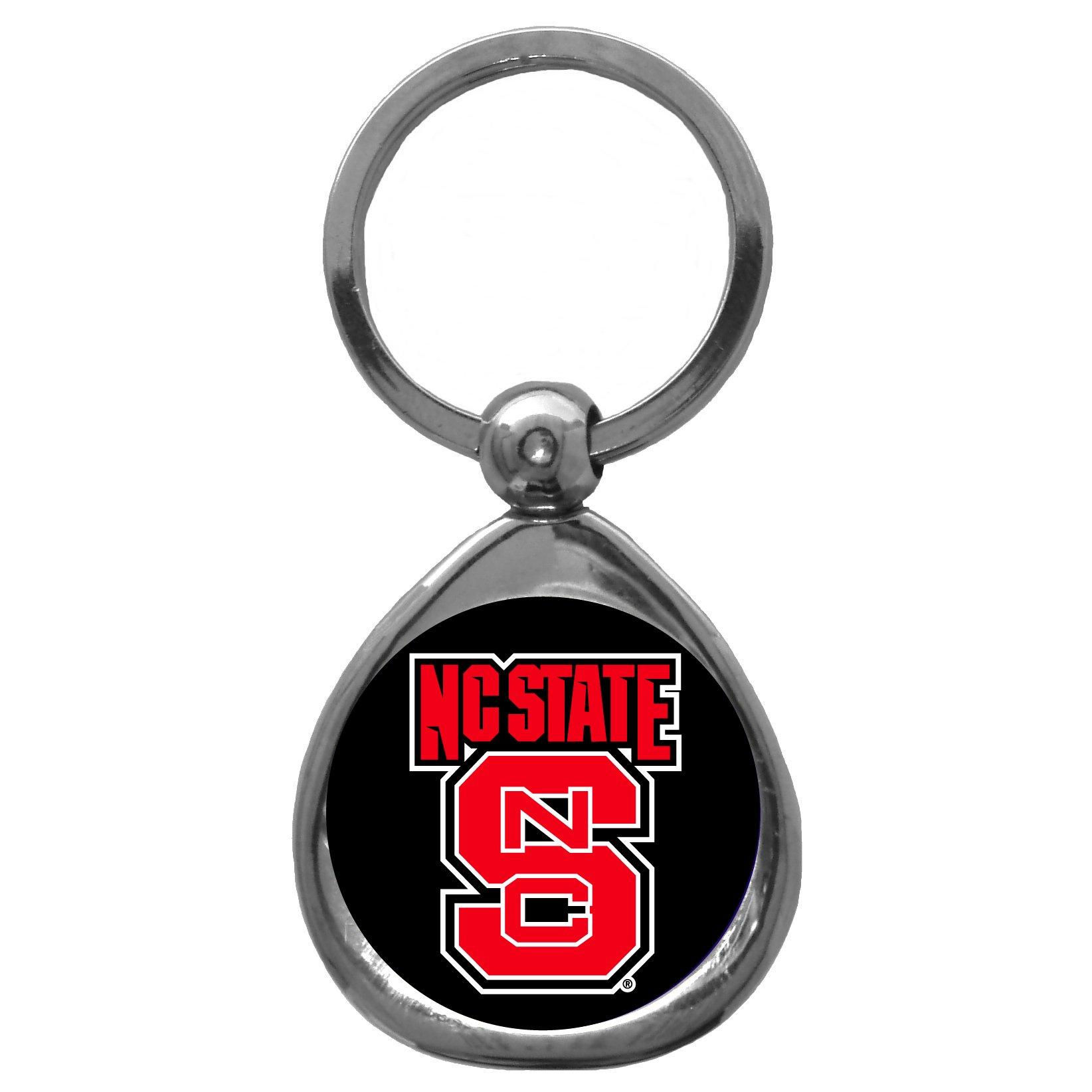 North Carolina State Wolfpack NCAA Key Ring