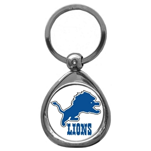 Detroit Lions Key Tag