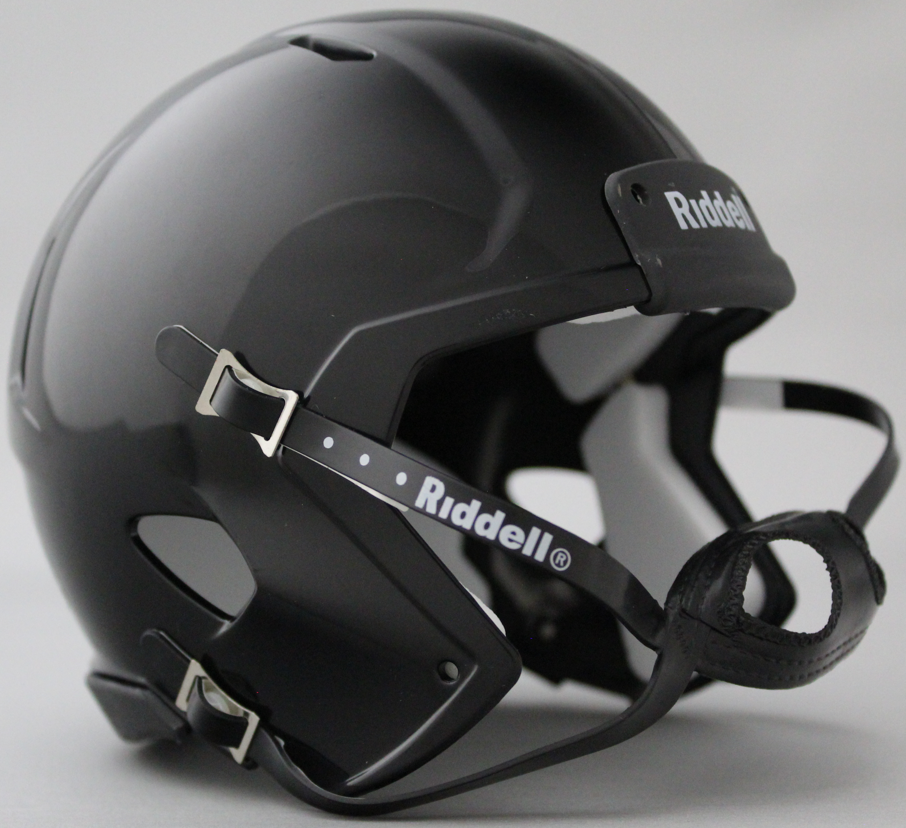 Mini Speed Football Helmet SHELL Black/Blk Parts
