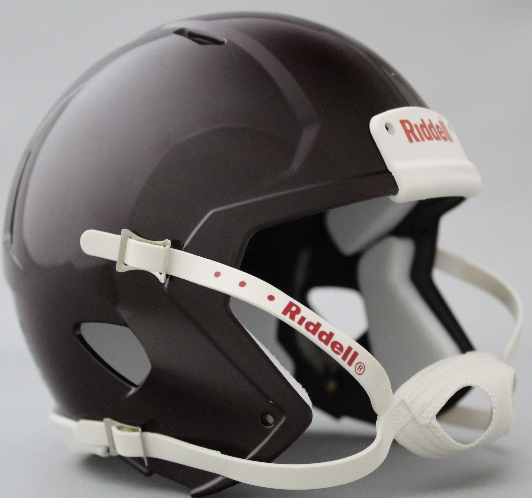 Mini Speed Football Helmet SHELL Maroon