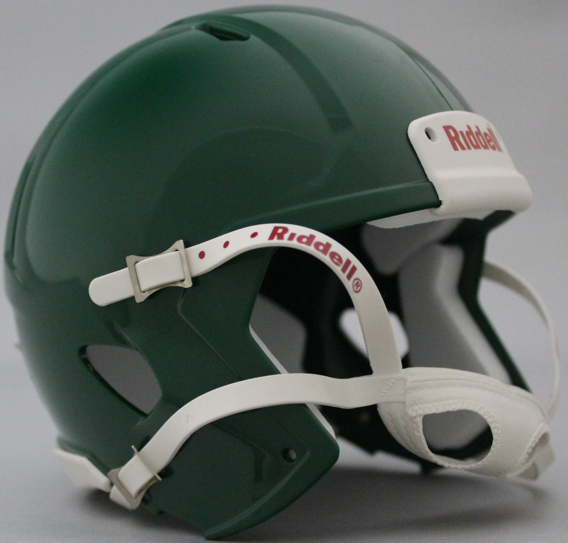 Mini Speed Football Helmet SHELL Kelly Green