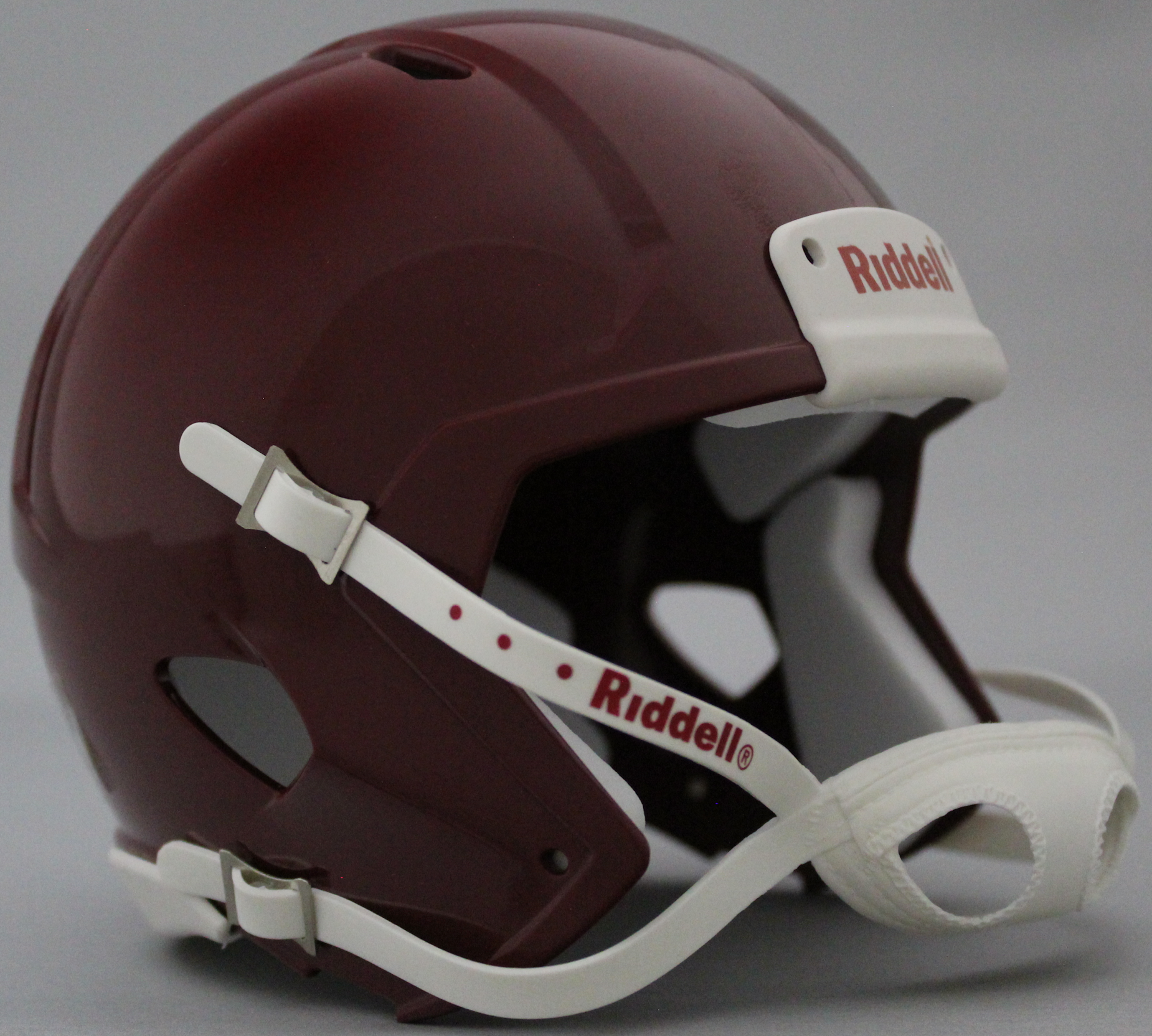 Mini Speed Football Helmet SHELL Cardinal