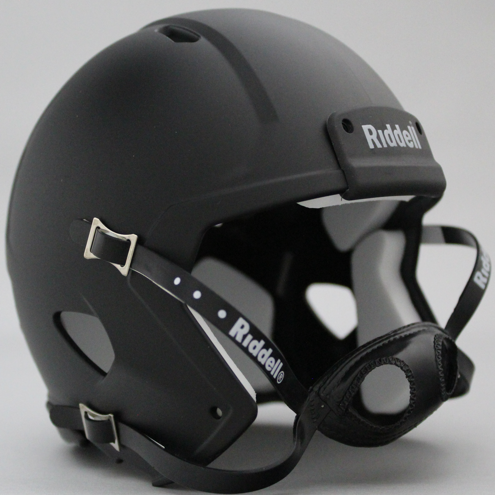 Mini Speed Football Helmet SHELL Matte Black/Blk Parts