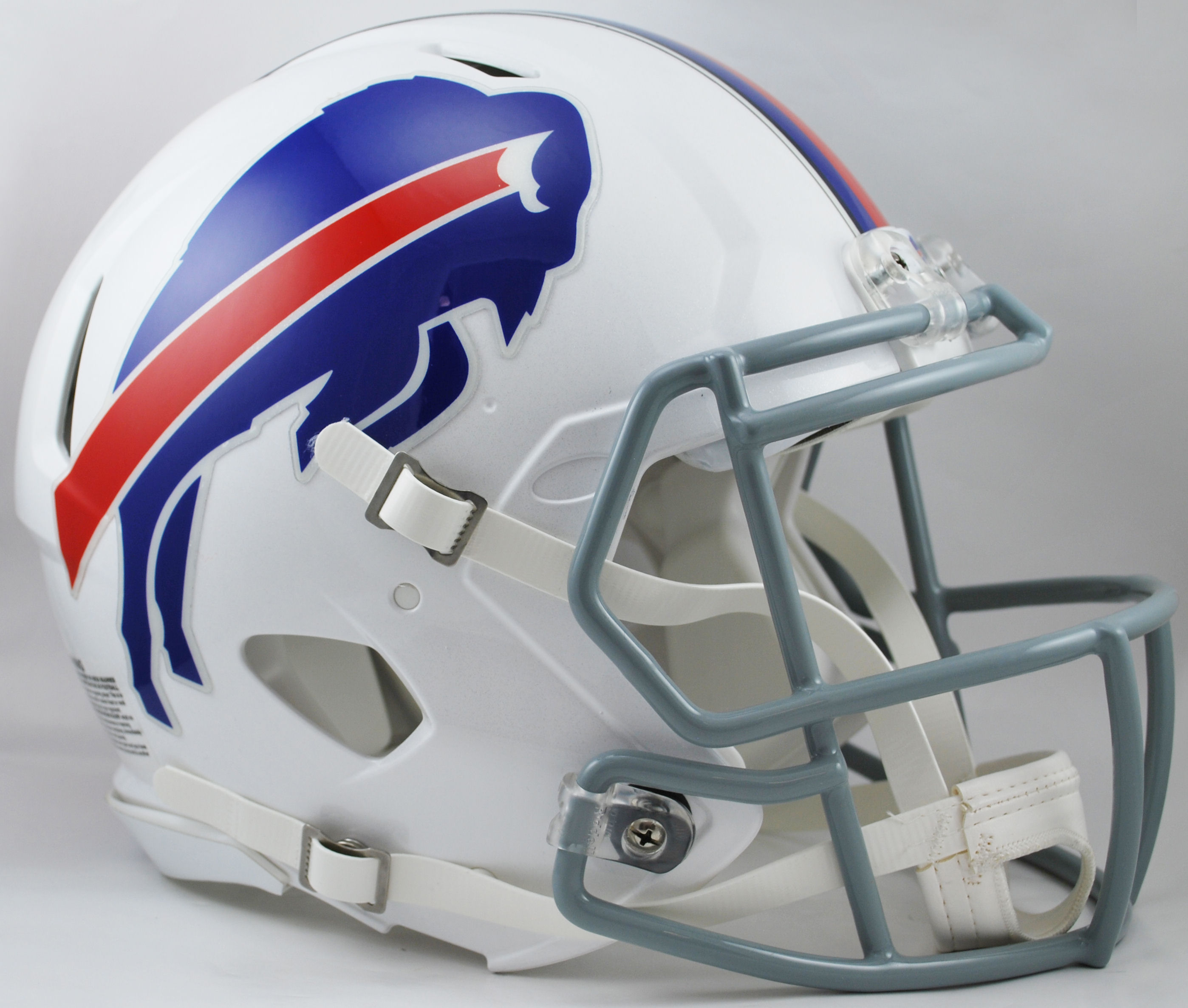 Buffalo Bills Speed Football Helmet