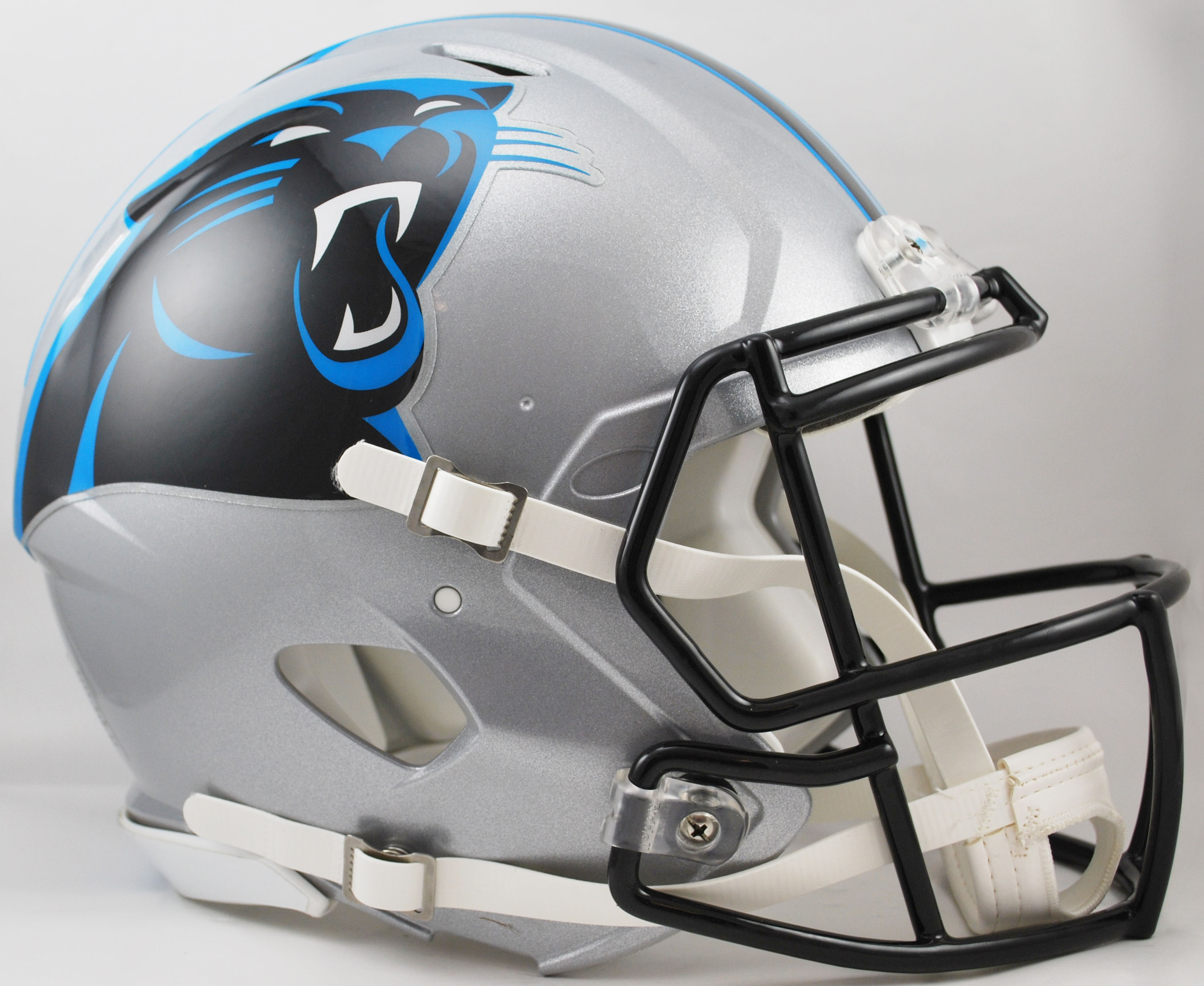 Carolina Panthers Speed Football Helmet