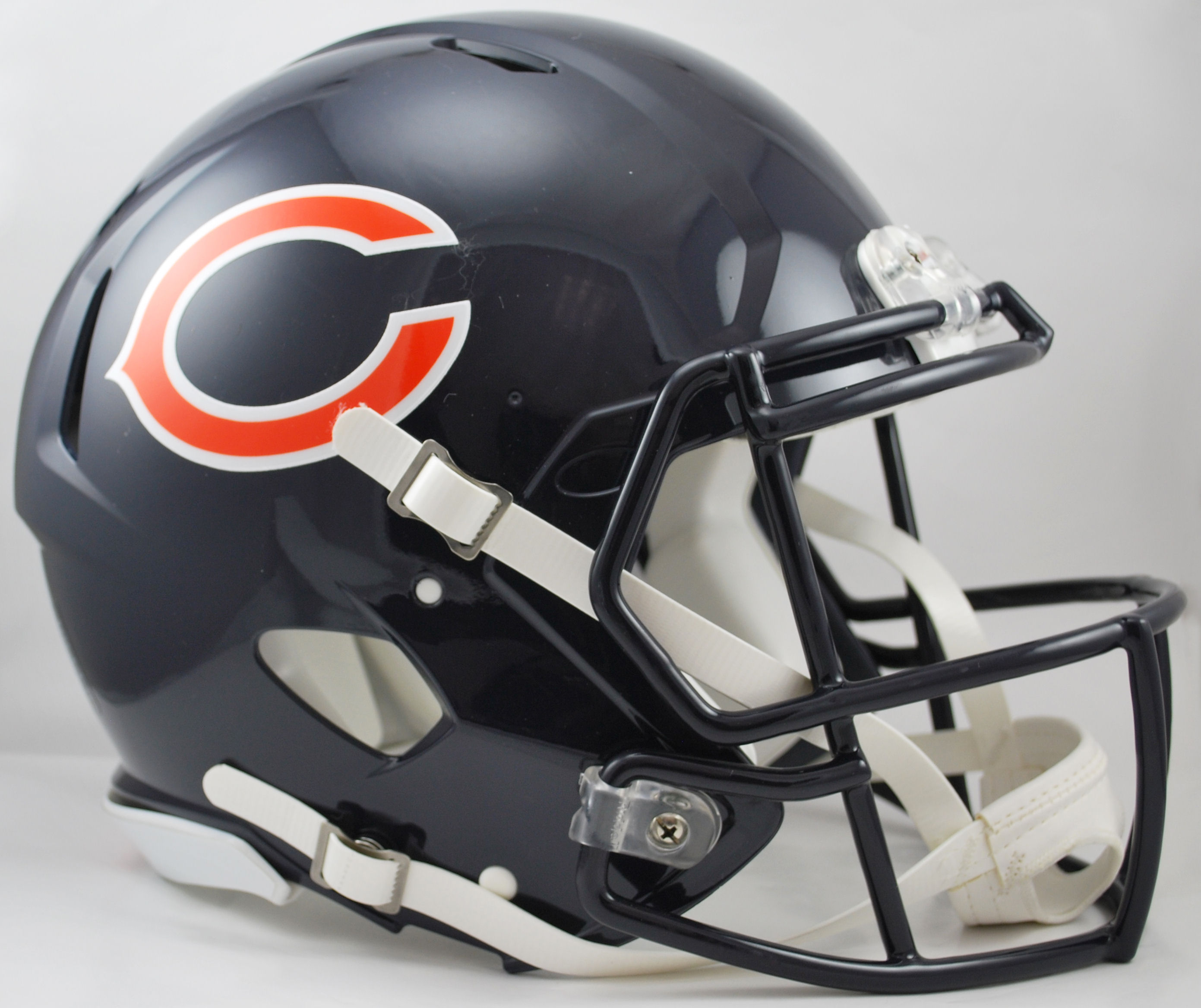 Chicago Bears Speed Football Helmet