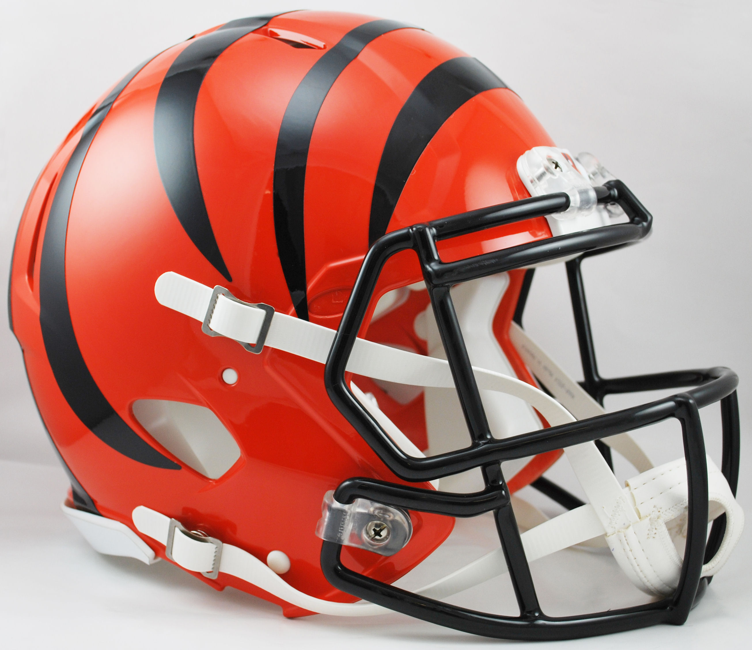 Cincinnati Bengals Speed Football Helmet