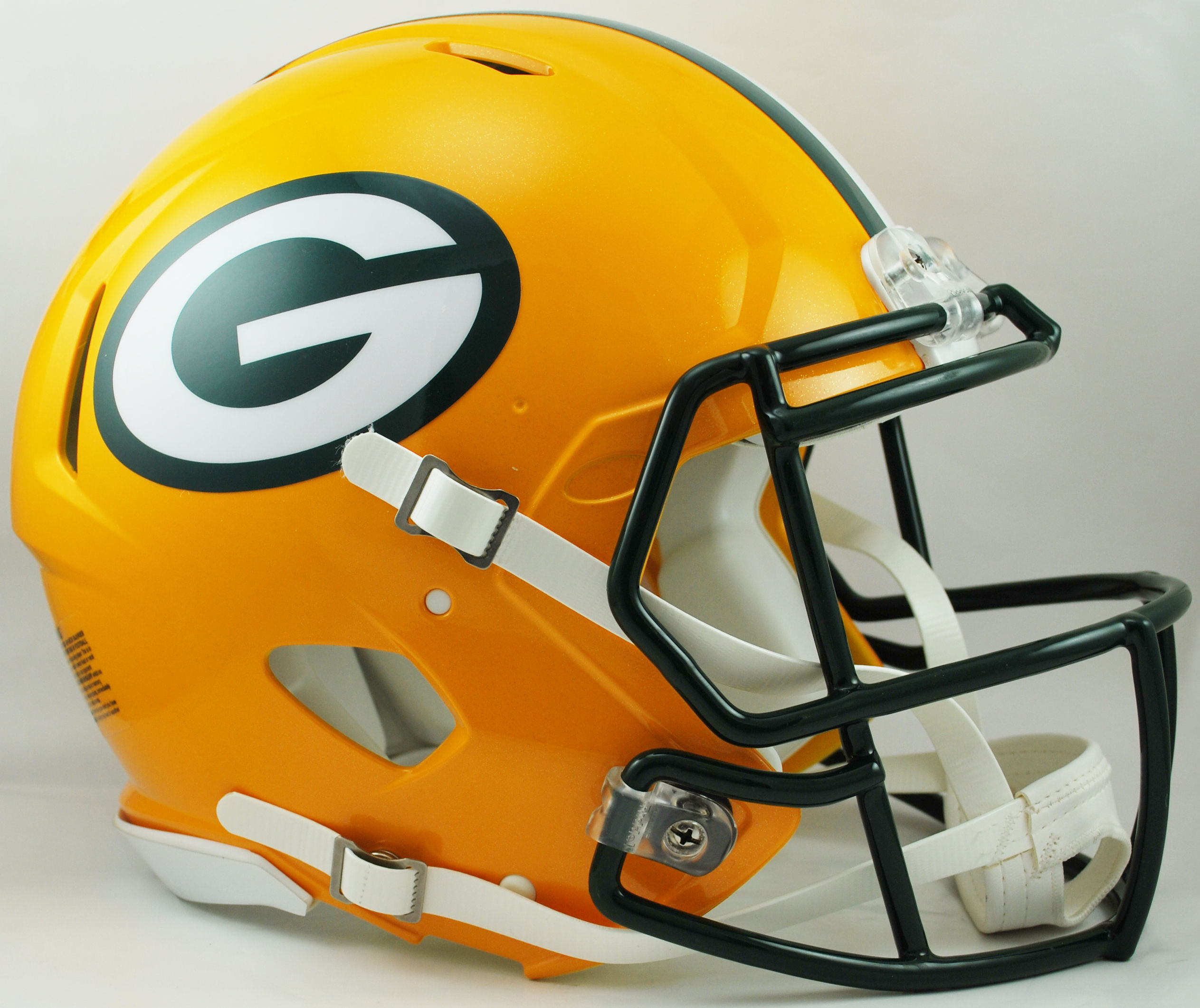 Green Bay Packers Speed Football Helmet